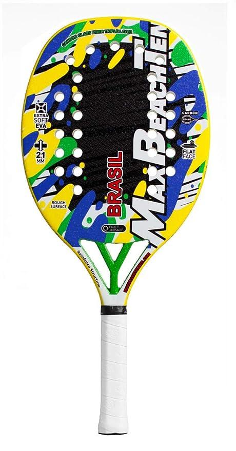 Pala de Tenis Playa MBT BRASIL 2019