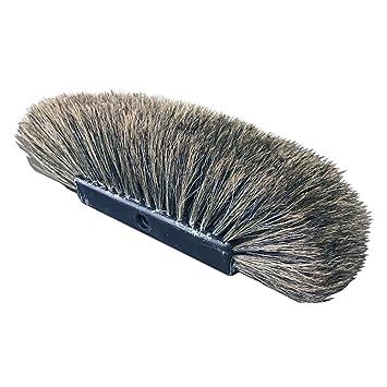 amazon com triple sided hogs hair brush standard health