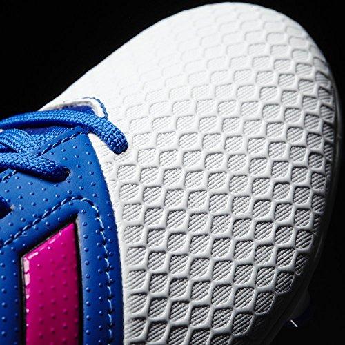 Football rouge blanc nbsp;ba9232 3 Ferme Adidas Terrain Chaussures Ace De Pour Enfant 17 nbsp;pour Bleu F1E1SKC