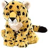 Wild Republic Cheetah Baby Plush, Stuffed Animal, Plush Toy, Gifts for Kids, Cuddlekins 8 Inches