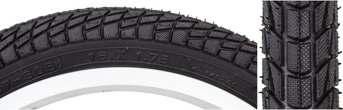 Sunlite 16x1.75 Black //black Street K123 Tire