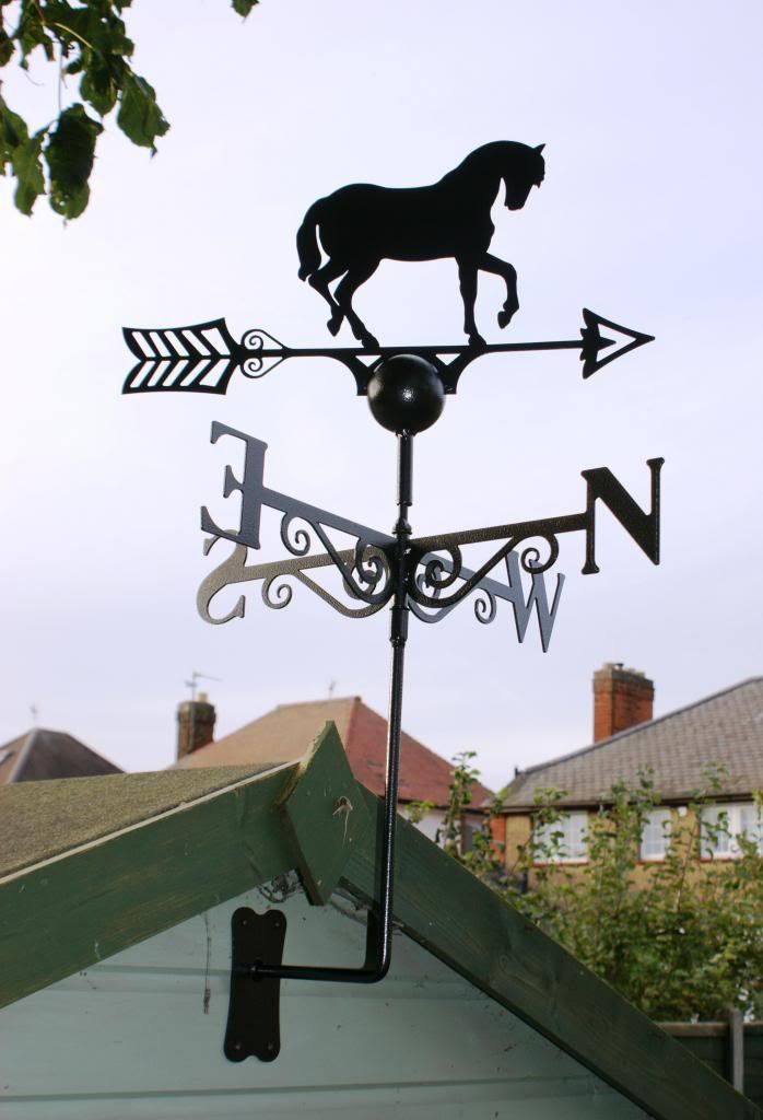 GAP Garden Products Horse Weathervane
