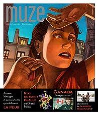 Muze, N°77 : Octobre-novembre-décembre 2014 par Stéphanie Janicot