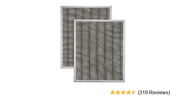Broan BPSF30 Replacement Range Hood Filter Ducted 10-13//16 x 13-5//16 30 30 Your Other Warehouse