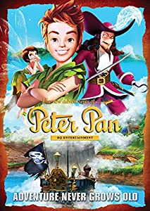 Dqe 39 S The New Adventures Of Peter Pan Fairy