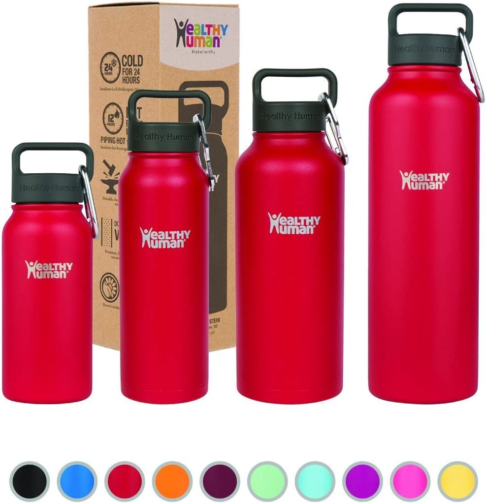 Healthy Human Water Bottle