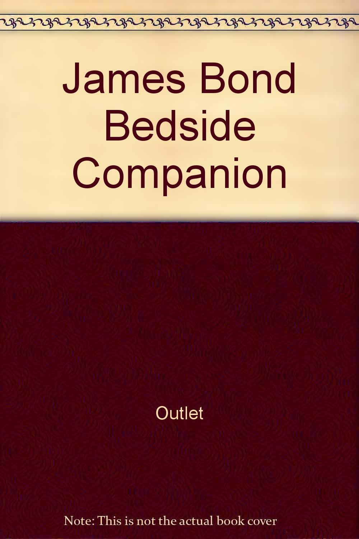 James Bond Bedside Companion: Rh Value Publishing: 9780517480564: Books -  Amazon.ca