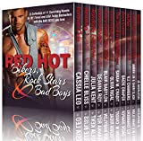 Red Hot Bikers, Rock Stars, and Bad Boys (11 Contemporary Romance Books by Bestselling Authors) (Red Hot Boxed Sets) (English Edition)