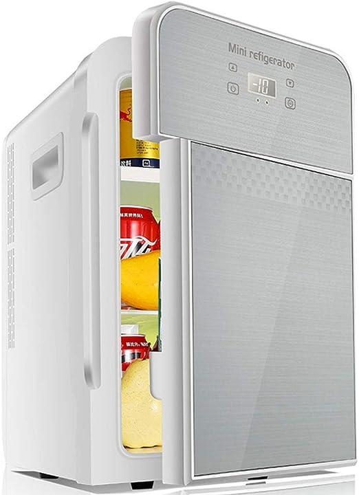 Zichen Mini refrigerador portátil, 22L Refrigeración calienta ...