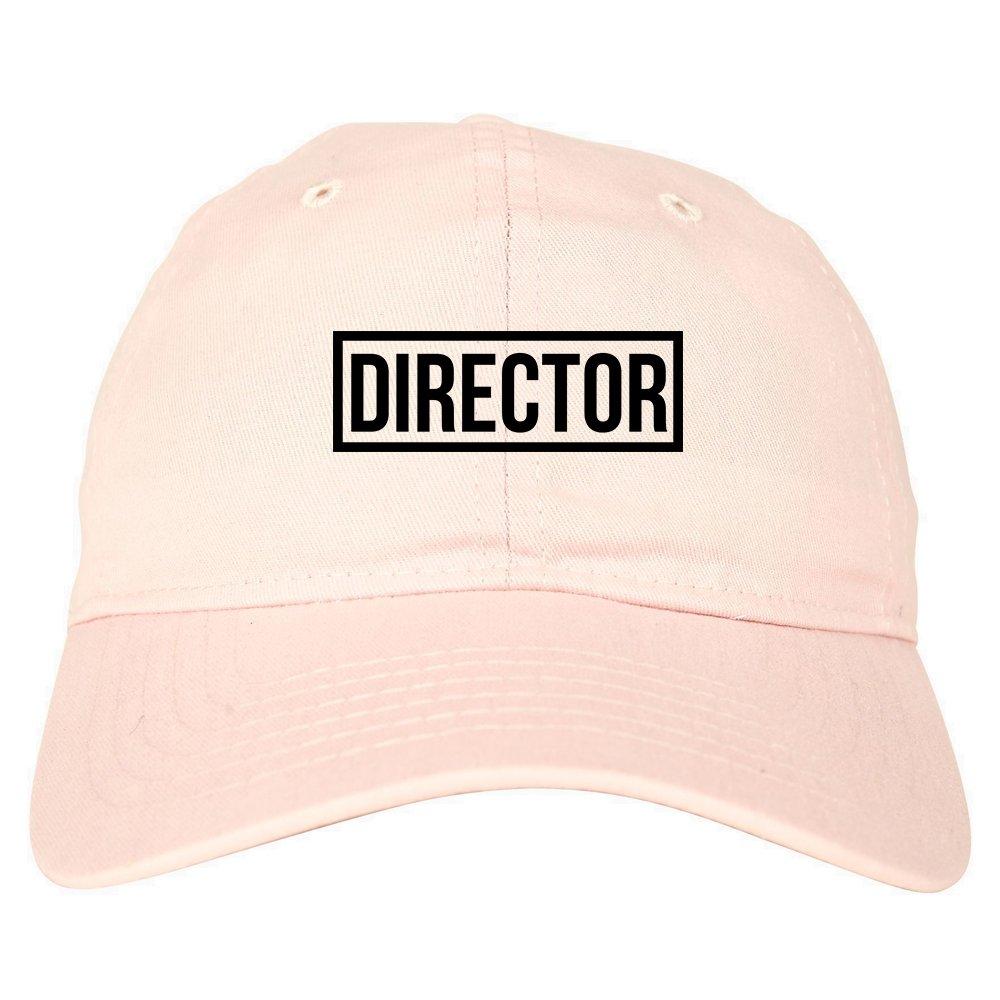 Kings Of NY Director Box 6 Panel Dad Hat Cap