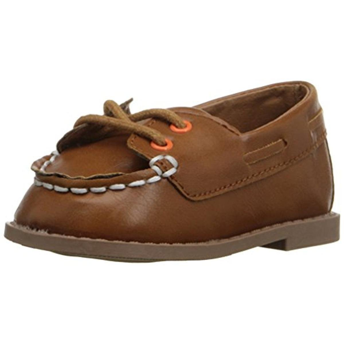 Rugged Bear Boys' RB24601 Oxford Brown 6 M US Toddler by Rugged Bear (Image #1)