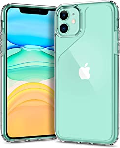 Caseology Waterfall for Apple iPhone 11 Case (2019) - Crystal Clear