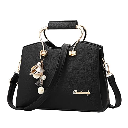 295cd8fb8ef2 Todaies Women Joker Handbag Hot Sale!Sleek Minimalist Shoulder Diagonal  Shell Bag (27cm(