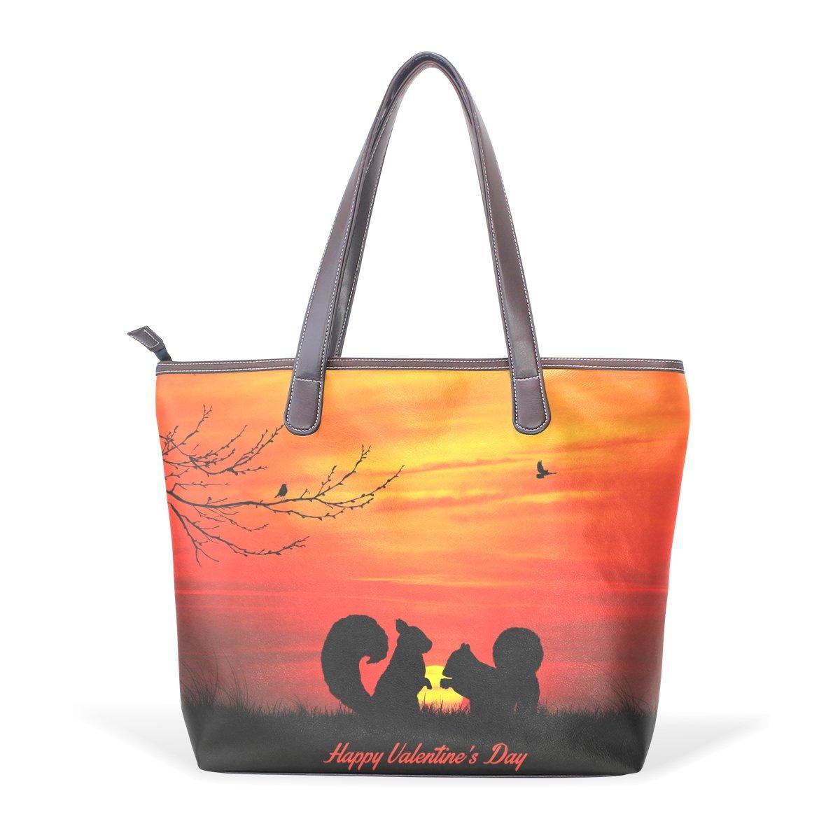 TIZORAX , Damen Tote-Tasche mehrfarbig B07FTBRSY7 Shopper Bestellung willkommen