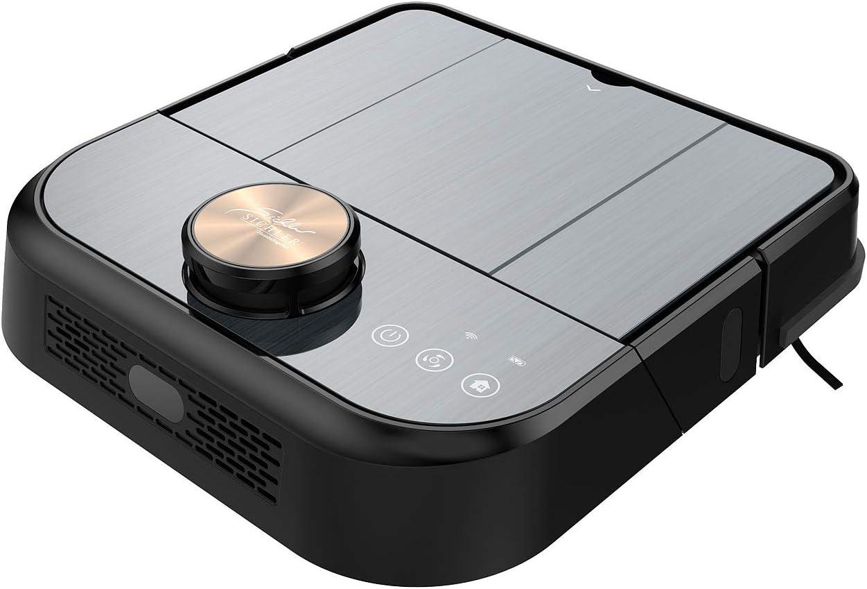 Sichler Haushaltsgeräte - Robot aspirador (Wi-Fi, con función de ...