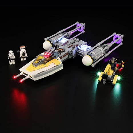 Lego 75172 Star Wars Y-Wing Starfighter New No Box but Sealed Bags