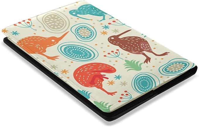 Copertine A5 per quaderni Kiwi uccellino beige animali copertura scuola forniture ufficio prodotti
