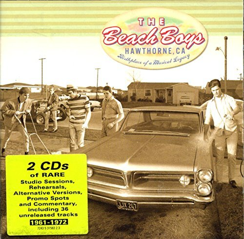 Beach Boys - Hawthorne, Ca (Cd 1) - Zortam Music