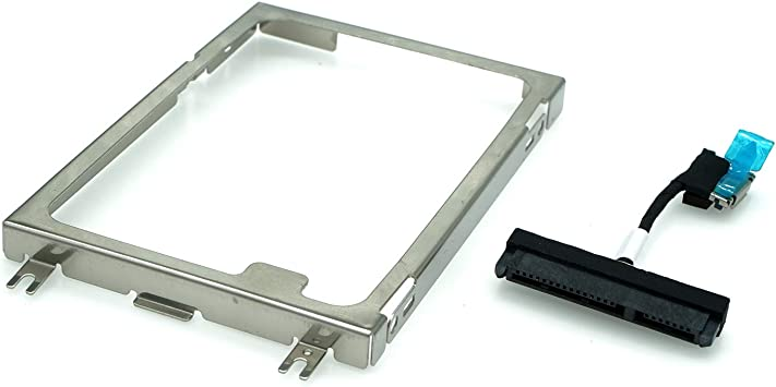 New for Dell Latitude E5450 Hard Drive Caddy Frame Bracket with screws