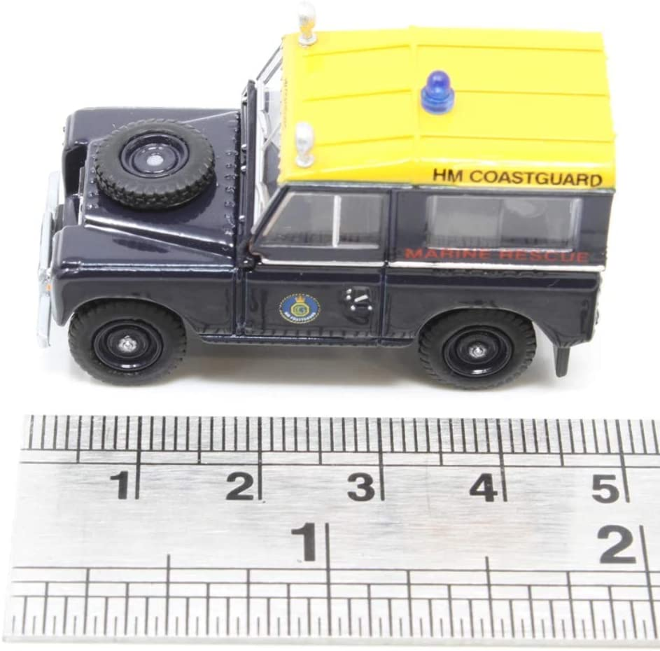 Oxford Land Rover Series III SWB Station Wagon HM Coastguard