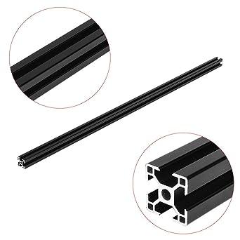 900 mm CNC 3D Printer Black 3030 30mmx30mm Aluminum T-Slot Aluminum Extrusion