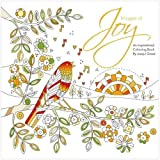 Images of Joy: An Inspirational Colouring Book