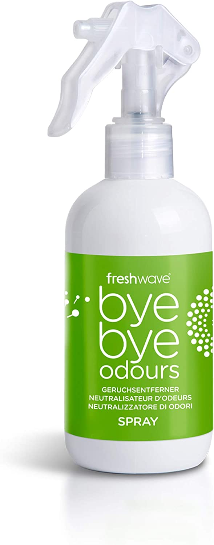 Spray 250ml Neutralizador de Olores Freshwave Bye Bye Olores