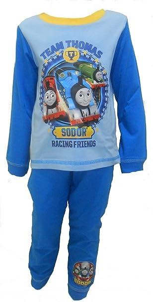 Thomas The Tank Engine Friends Little Boys Pajamas