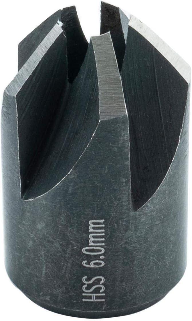 e 90/° ENT 50504 DURADRILL Push-on Countersink HSS D 15 mm d 4 mm Right Diameter