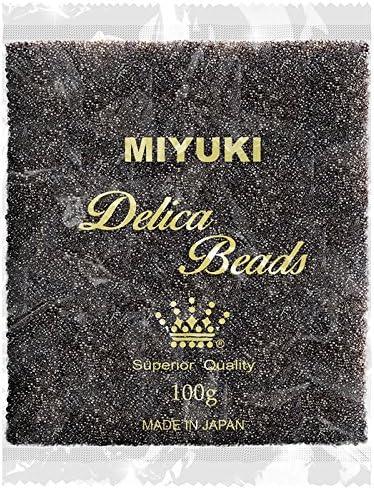 Miyuki Taille 11 Graines Perles Lumineuses Sunglow 10 g