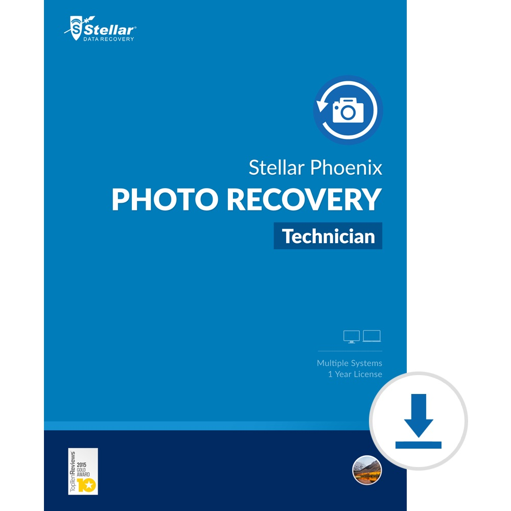 Stellar Phoenix Photo Recovery Technician (Mac) [Download]