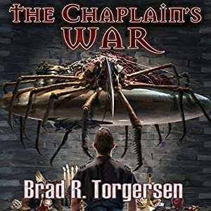The Chaplain's War Audiobook
