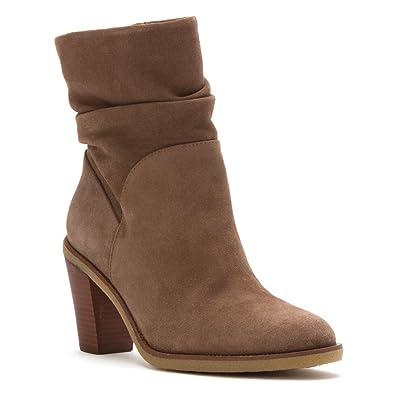 Women's SIMLEE Boot MIDNIGHT TAUPE