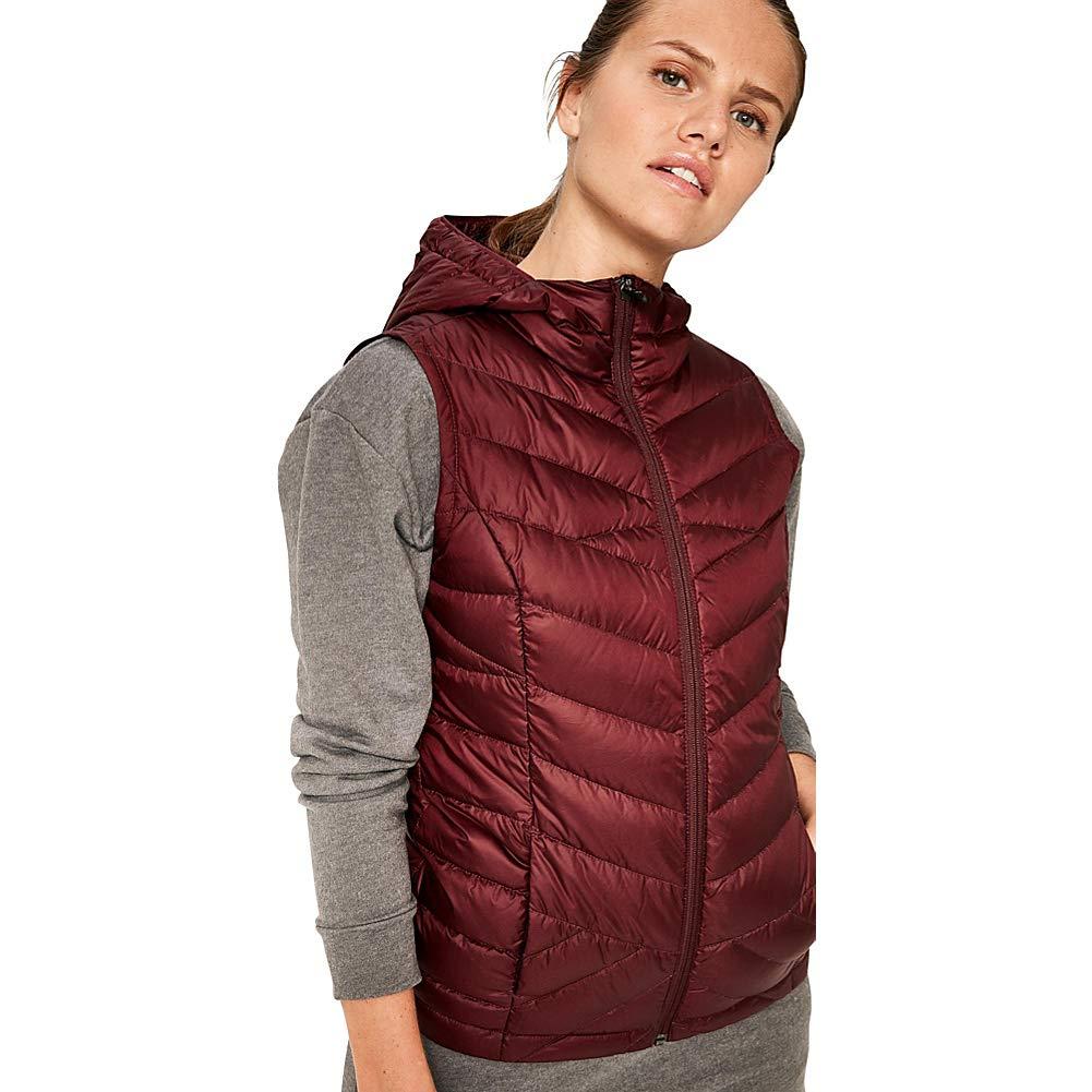 Windsor Wine Lole Women/'s Rose Vest COALISION USA INC Lole X-Large Lole Womens Rose Vest 675788935396