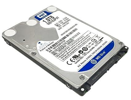 Western Digital Scorpio Blue WD10JPVT 1TB 5400 RPM 8MB Cache SATA 3 0Gb/s  2 5