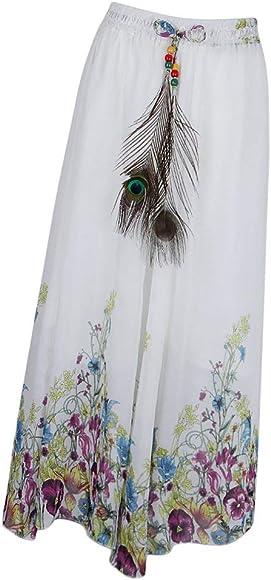 Faldas Damas Casual Moda De Verano Falda para Mujer Falda Ropa de ...