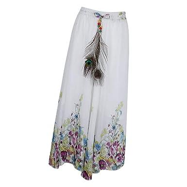 Faldas Damas Casual Verano De Moda Falda para Mujer Falda Especial ...