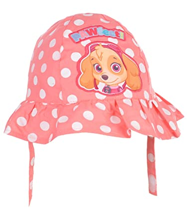 488778c4398 Image Unavailable. Image not available for. Color  Paw Patrol Nickelodeon  Nick Jr Skye Toddler Girls Sun Hat ...