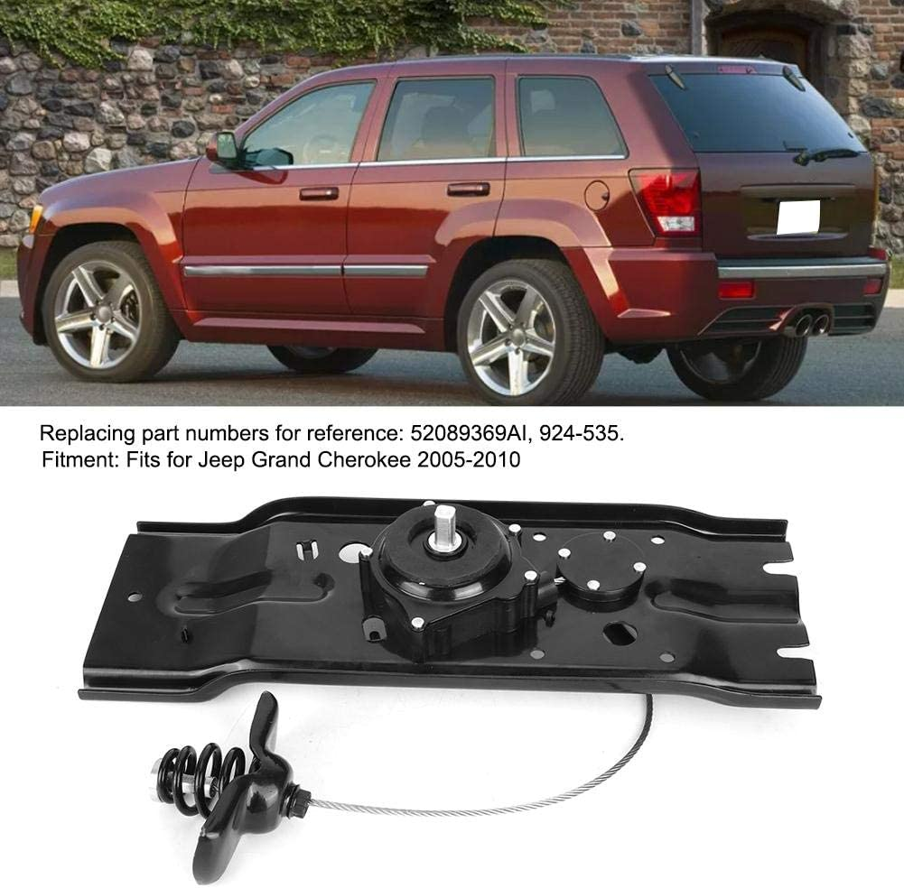 Spare Tire Carriers Spare Tire Winch Carrier Hoist Assembly 924 ...