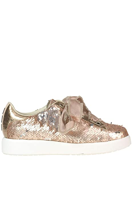794f1b5365625 181 Sneakers Donna MCGLCAK000005157E Paillettes Oro  Amazon.it  Scarpe e  borse
