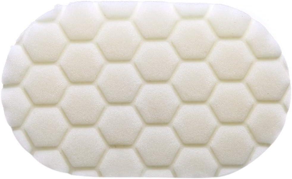 3Pcs//Set Buffing Sponge Polishing Pad Finishing Hand Applicator Hand Tool Kit for Car Wax Buff DORATA