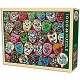 COBBLE HILL Sugar Skull Cookies Jigsaw Puzzle (1000 Piece)