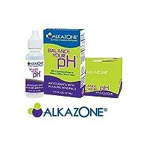 ALKAZONE Balance Your pH (Antioxidants Alkaline Mineral Booster & Supplements) (...
