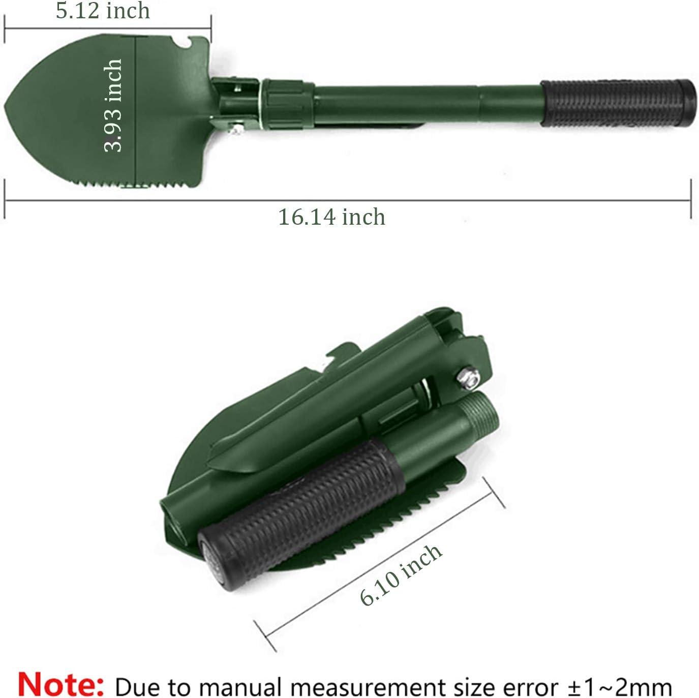 Camping Lawn Digging Small Military Tactical Camping Shovel ...
