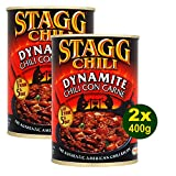 Stagg Chili Con Carne Beef Dynamite Hot (400g) - Pack of 2
