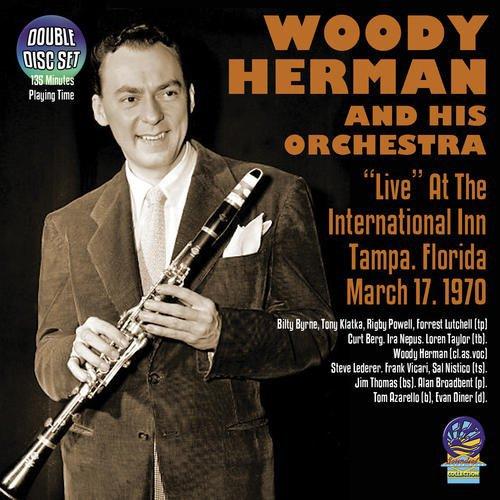 'Live' At The International Inn Tampa, Florida March 17, - International Tampa