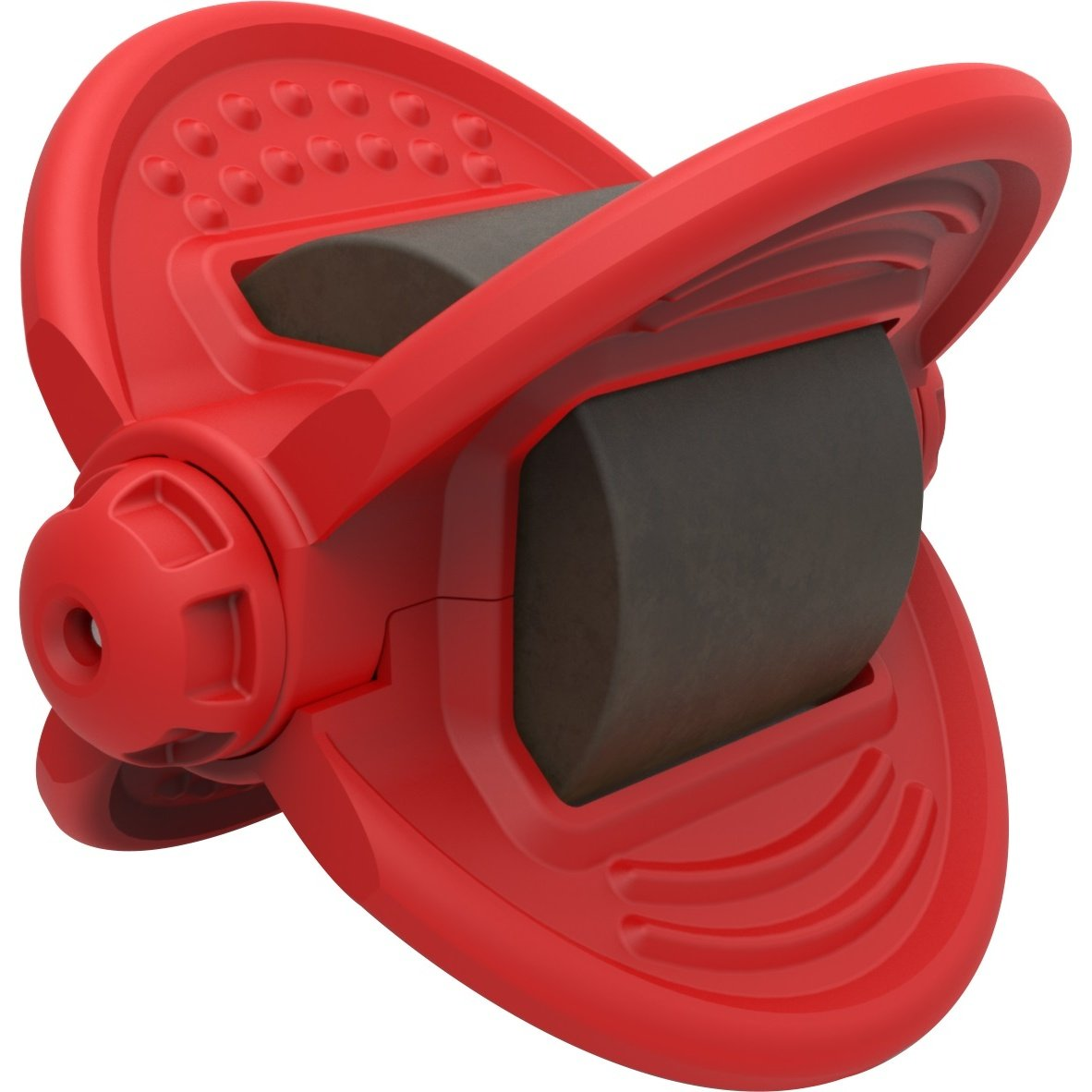 Bizzy Bites Equine Teether Toy (One Size) (Red)