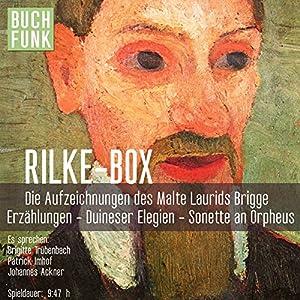 Die große Rilke-Box Hörbuch