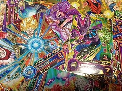 (Oripa:Original pack)Dragon Ball Heroes Random 5 cards set(1 Holo card included)