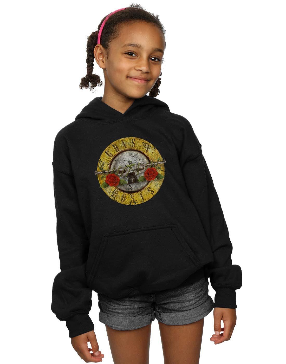 Guns N Roses Girls Vintage Bullet Logo Shirts